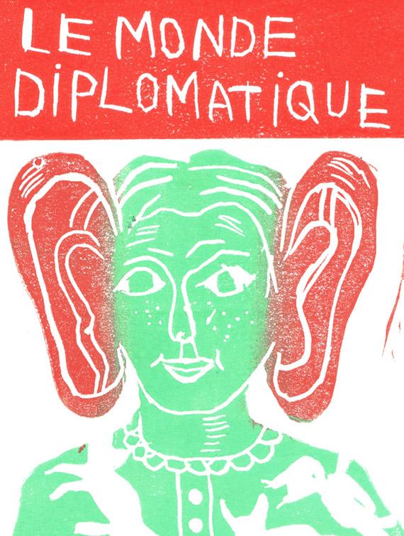 Le Monde Diplomatique – Ohr an Ohr